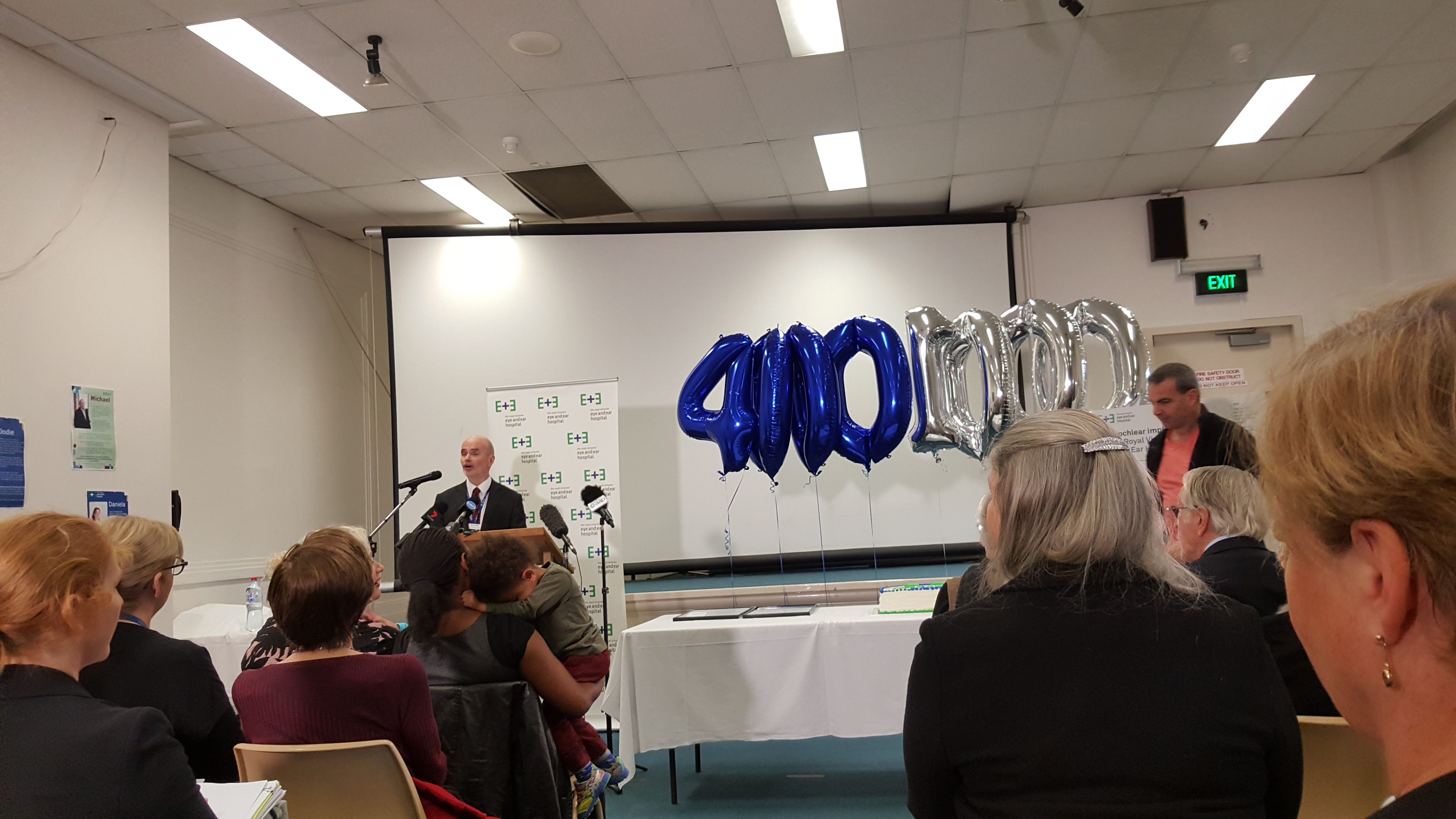 4000 cochlear implants, and counting!