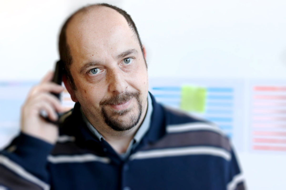 Hearing loss in the workplace: Q&A with Daniel Pistritto