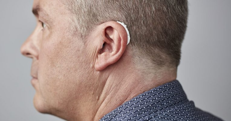 The benefits of behind-the-ear hearing aids